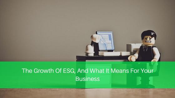 ESG blog post