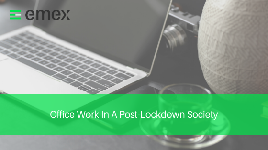 Office work blog post